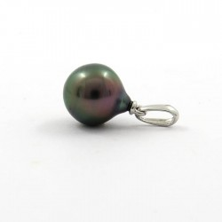 1 drop shape Pearl of Tahiti pendant